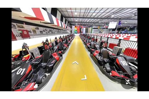 Virtual lookaround at Game Over Go Kart Track Gold Coast ...