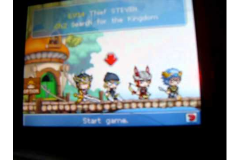 Maplestory Ds Review Eng.AVI - YouTube