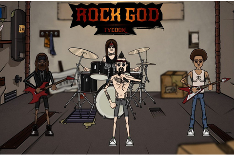 Rock God Tycoon · The Best PC Games