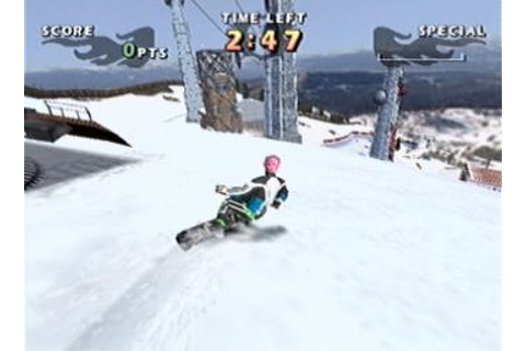 Screens: Shaun Palmer's Pro Snowboarder - PS2 (4 of 29)