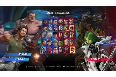 Marvel vs. Capcom: Infinite for Xbox One review – Two ...
