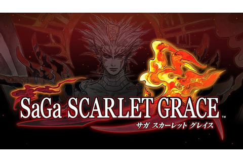 SaGa: Scarlet Grace currently in the bug-fixing stage ...