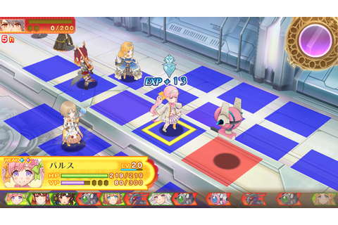 Information and Screenshots Released for Luminous Arc ...