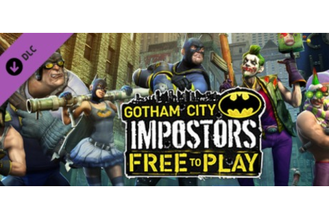 Gotham City Impostors Free to Play: Premium Card Pack 5 on ...