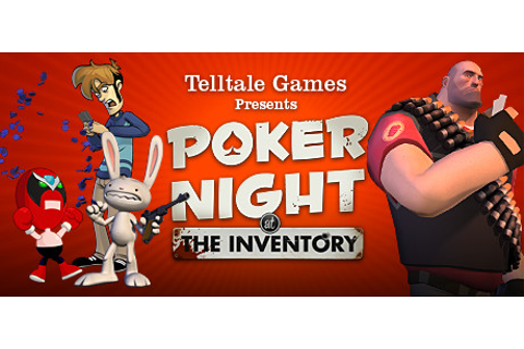 Save 60% on Poker Night at the Inventory on Steam