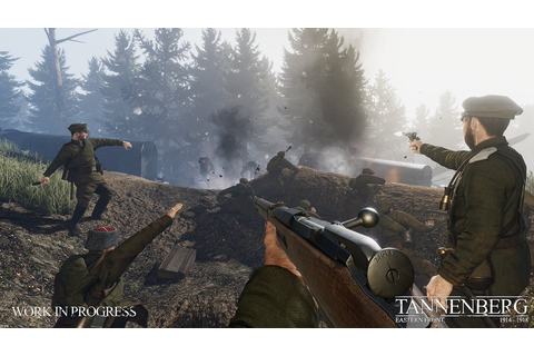 "WW1 Game Series on Twitter: ""TANNENBERG RELEASE DATE ..."