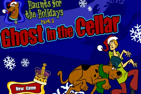 Scooby Doo Ghost in the Cellar Game - Scooby Doo games ...