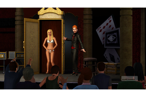 Dream Games: The Sims 3 Showtime