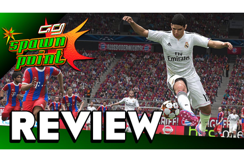 Pro Evolution Soccer 2015 | Game Review - YouTube