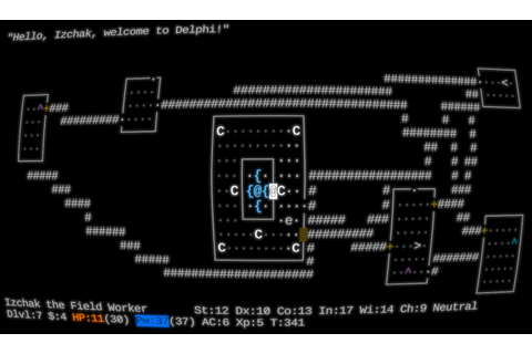 NetHack: Legacy on Steam