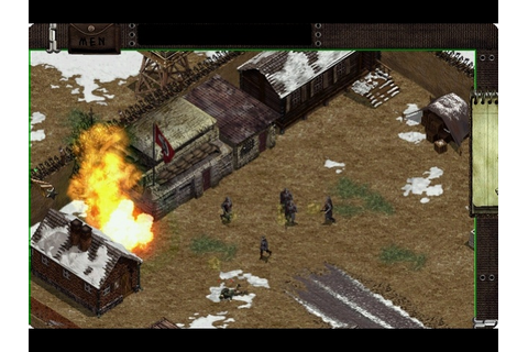 Commandos Behind Enemy Lines PC Game Free Download ~ Latest Games For ...