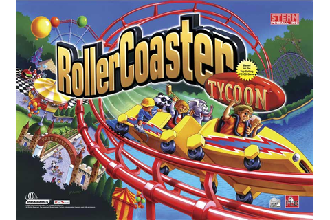 Roller Coaster Tycoon...Movie? - GamingReality