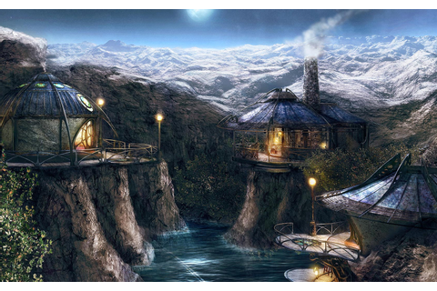 video Games, Myst: Riven Wallpapers HD / Desktop and ...