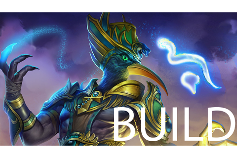SEASON 4 - SMITE - BUILD - THOTH - YouTube