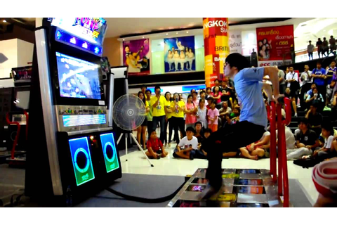 Dance Dance Revolution: Freestyle Takeover Tournament ...