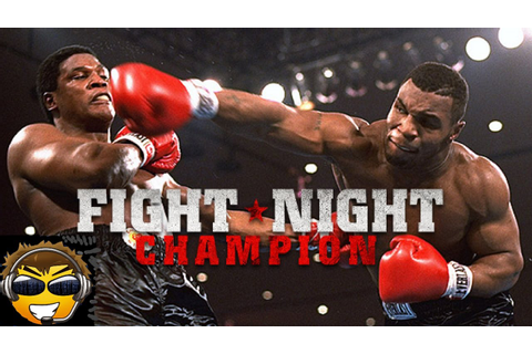 Fight Night Champion Mike Tyson vs Muhammad Ali Gameplay ...