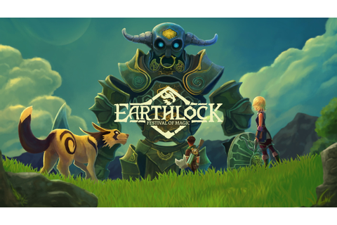 EARTHLOCK: Festival of Magic - Gameplay Trailer - YouTube