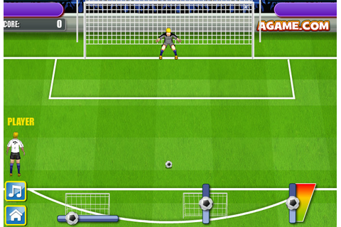 Penalty Shootout 2012 Game - Play online for free | KibaGames