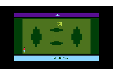 Angry video game nerd ET the Extra-Terrestrial (Atari 2600 ...