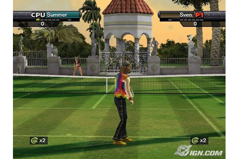 Outlaw Tennis full game free pc, download, play. Outlaw ...