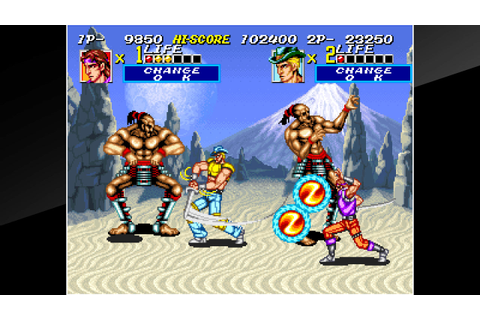 ACA NEOGEO SENGOKU 2 on PS4 | Official PlayStation™Store US