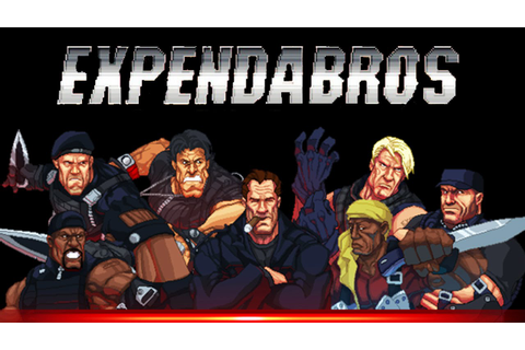 THE EXPENDABROS Trailer [The Expendables Video Game] - YouTube