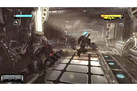 Transformers: War for Cybertron Gameplay (PC HD) - YouTube