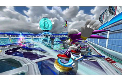 Sonic Riders: Zero Gravity Game | PS2 - PlayStation