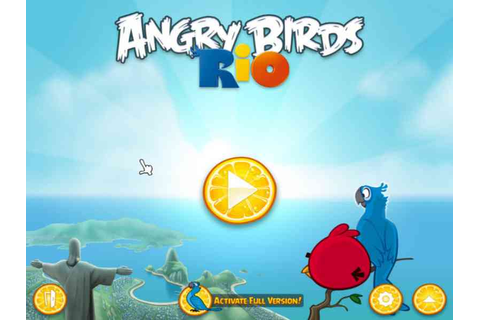 Angry Birds Rio Game Download Free For PC Full Version ...
