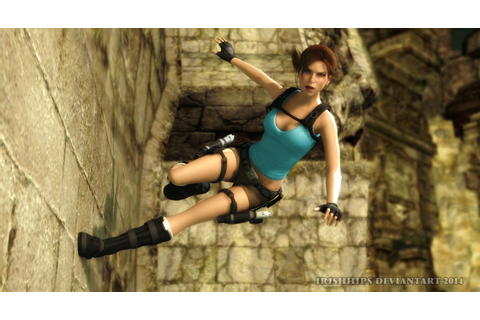 Lara Croft: Relic Run by Irishhips on DeviantArt