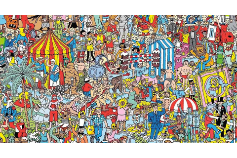 Wheres Waldo? wallpapers, Cartoon, HQ Wheres Waldo ...