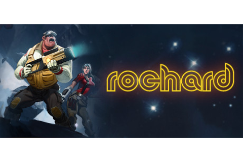 Rochard on Steam