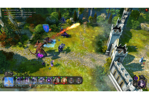 Might and Magic Heroes VI Shades of Darkness Free Download ...