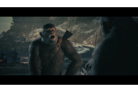 Planet of the Apes: Last Frontier Character Trailers and ...