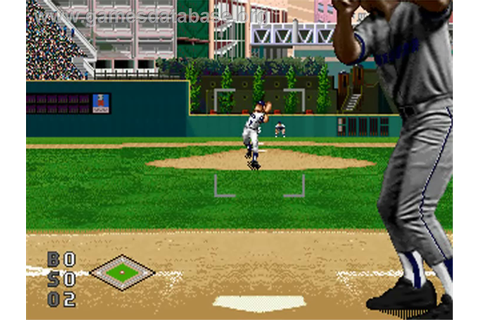 World Series Baseball starring Deion Sanders - Sega 32X ...