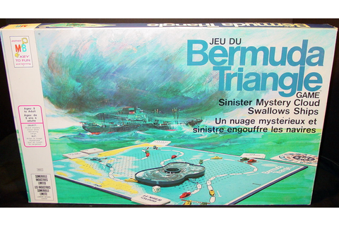 What's In That Game Box? – Bermuda Triangle (1976 ...