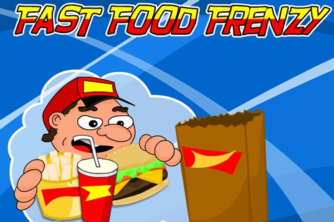Fast Food Frenzy Game - Restaurant games - Games Loon