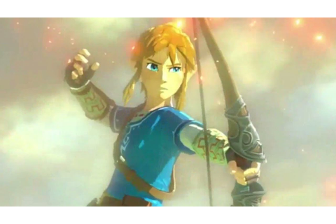 The Legend of Zelda Wii U Trailer - E3 2014 - YouTube