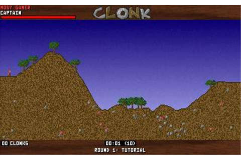 Clonk A.P.E. Download (1995 Arcade action Game)