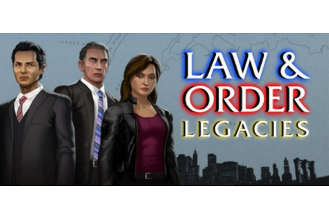 Law & Order: Legacies - Salenauts