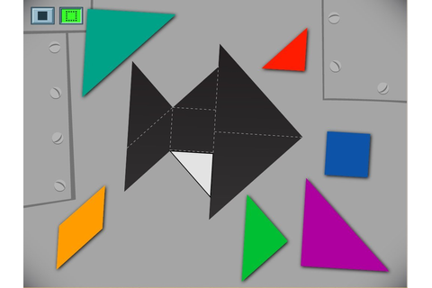 Fish Tangram Game | Game | Education.com