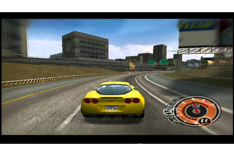 PS2 - FORD vs CHEVY - Chevrolet Corvette Z06 Gameplay ...