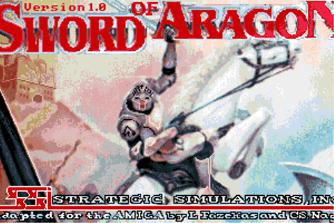 Download Sword of Aragon - My Abandonware