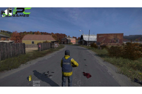 DAYZ Standalone PC Game Free Download