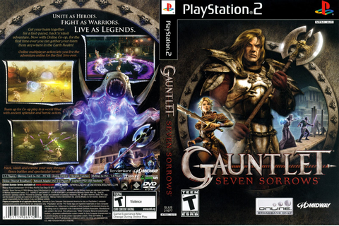 Gauntlet: Seven Sorrows - Retro Reflections | Chalgyr's ...