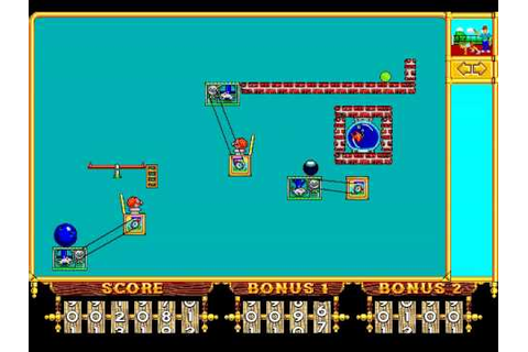 The Incredible Machine Gameplay - YouTube