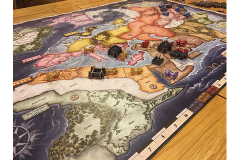 Nerdly » 'History of the World' Board Game Review