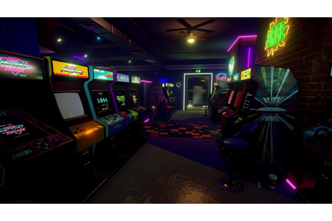 New Retro Arcade: Neon - PC / VR Review – Chalgyr's Game Room