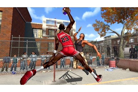The Legend of 'NBA Street Vol. 2', the Greatest Basketball ...