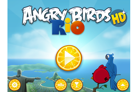 Angry Birds Rio 1.2.2 Games Full Version Free Download ...